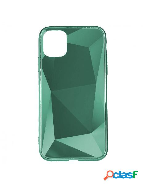 Funda Cristal Diamond Verde para iPhone 11 Pro