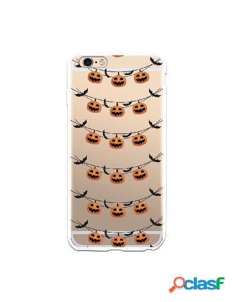 Funda Halloween Calabazas para iPhone 6S Plus
