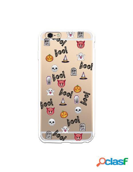 Funda Halloween Icons para iPhone 6S Plus
