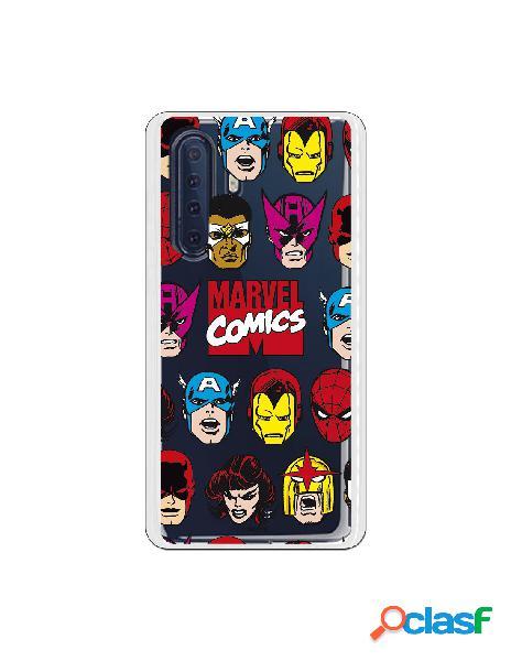 Funda Marvel Comics Super Heroes para Huawei P30