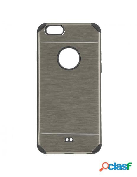 Funda Metalizada Doble Oro iPhone 6S Plus