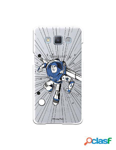 Funda Oficial Buzz Clear para Samsung Galaxy A5