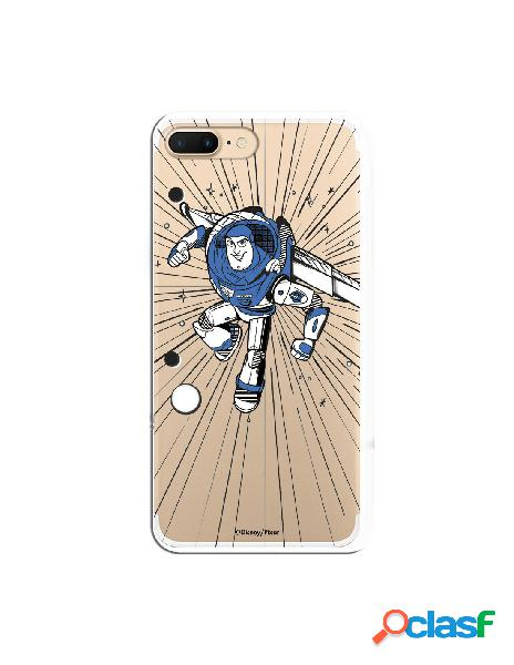 Funda Oficial Buzz Clear para iPhone 8 Plus