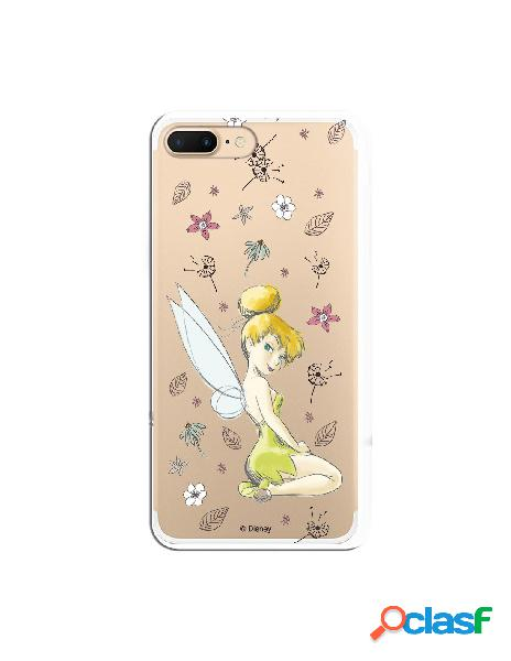 Funda Oficial Campanilla Clear para iPhone 8 Plus