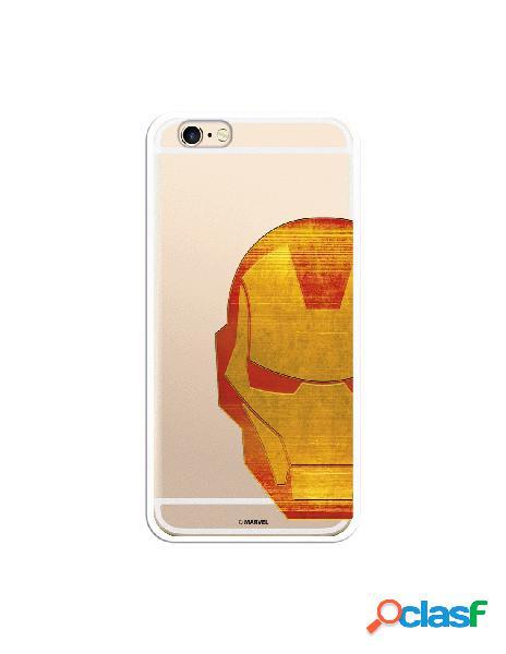 Funda Oficial Iron Man Clear para iPhone 6