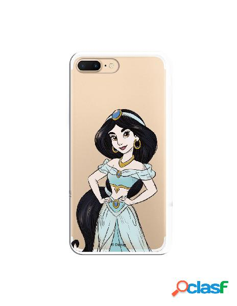 Funda Oficial Jasmin Clear para iPhone 8 Plus