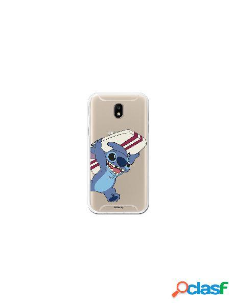 Funda Oficial Lilo y Stitch surf Samsung Galaxy J5 2017