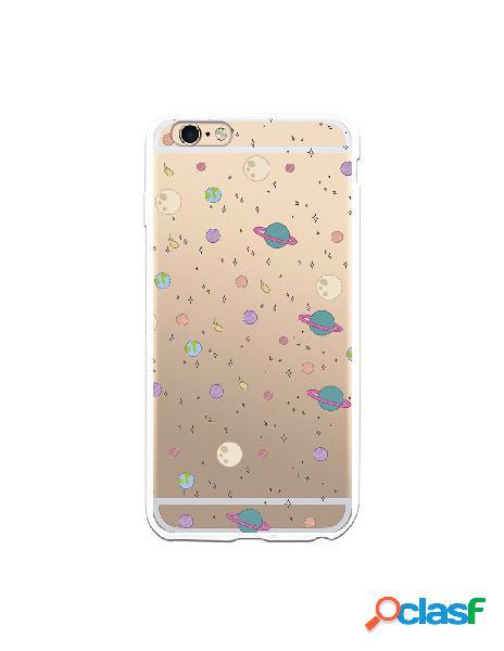 Funda Planetas para iPhone 6S Plus