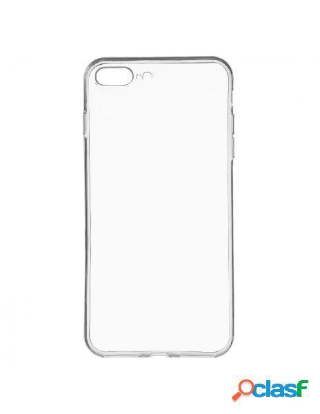 Funda Silicona transparente para IPhone 8 Plus