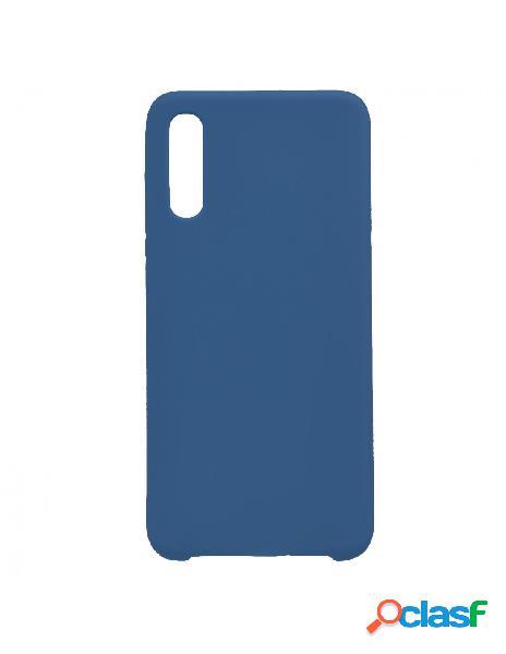 Funda Ultra suave Azul Marino para Samsung Galaxy A50