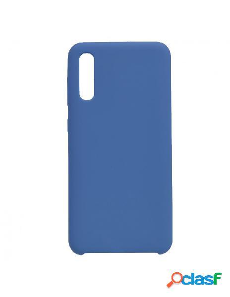 Funda Ultra suave Azul Marino para Samsung Galaxy A70