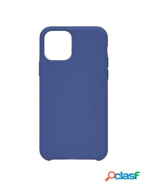 Funda Ultra suave Azul Marino para iPhone 11