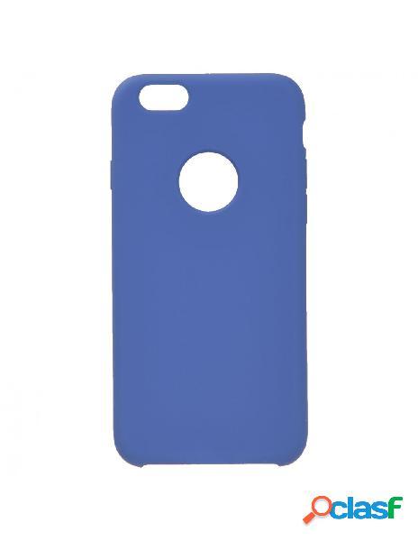 Funda Ultra suave Azul Marino para iPhone 6S