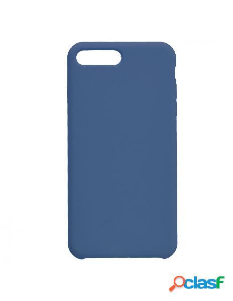 Funda Ultra suave Azul Marino para iPhone 8 Plus