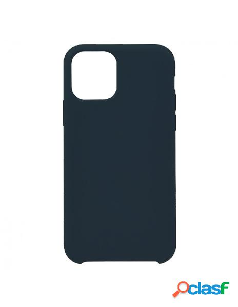 Funda Ultra suave Azul para iPhone 11 Pro
