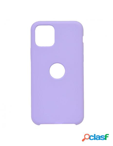 Funda Ultra suave Logo Malva para iPhone 11 Pro