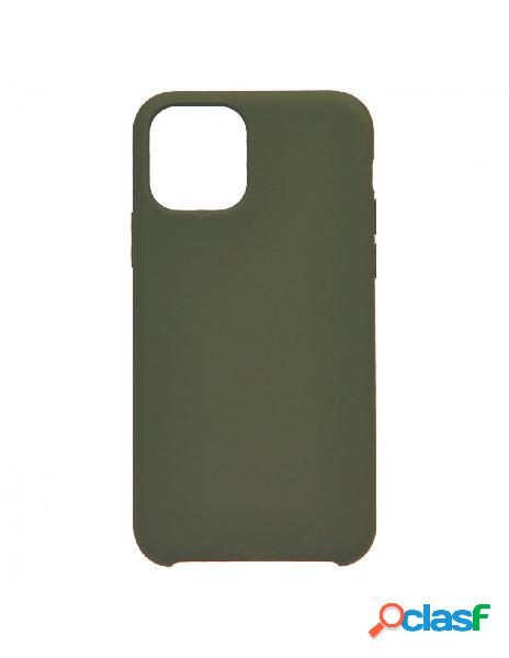 Funda Ultra suave Verde Caza para iPhone 11 Pro