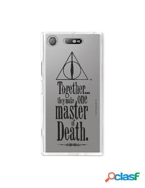 Funda de Harry Potter Death para Sony Xperia XZ1
