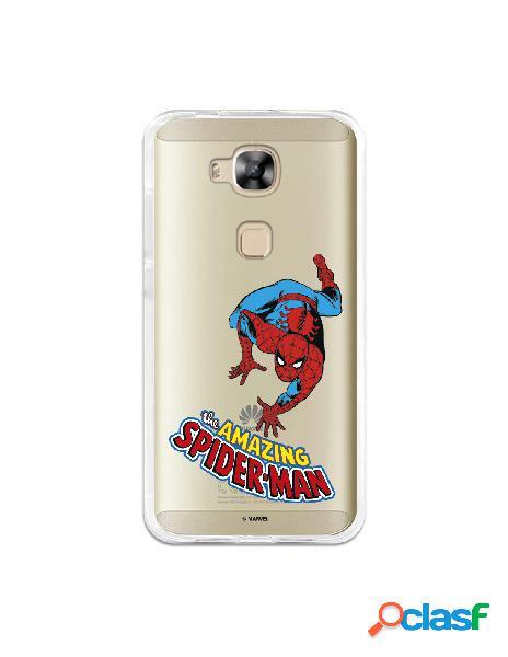 Funda de SpiderMan para Huawei GX8