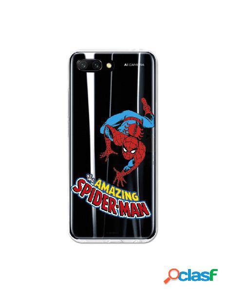 Funda de SpiderMan para Huawei Honor 10
