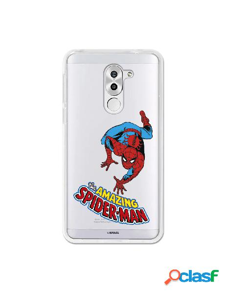 Funda de SpiderMan para Huawei Honor 6X