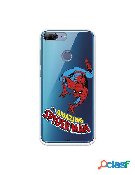 Funda de SpiderMan para Huawei Honor 9 Lite