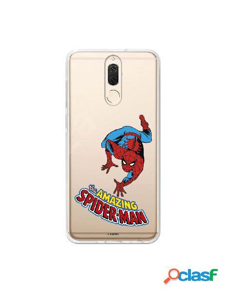 Funda de SpiderMan para Huawei Mate 10 Lite