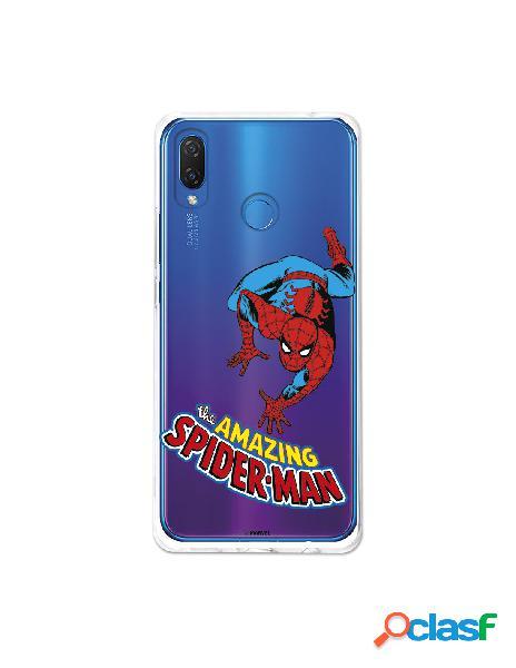 Funda de SpiderMan para Huawei P Smart Plus