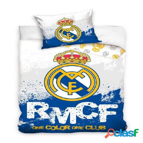 Funda nordica del Real Madrid RMCF 160 X 200 cm