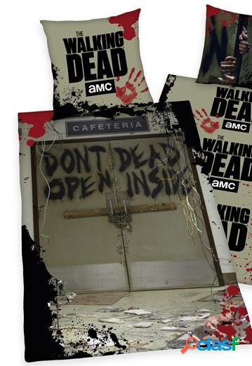 Funda nórdica The Walking Dead 135 x 200 Cm