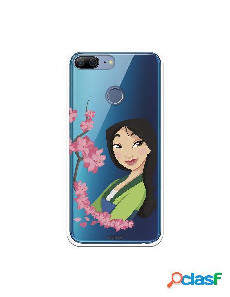 Funda para Huawei Honor 9 Lite Oficial de Disney Mulan