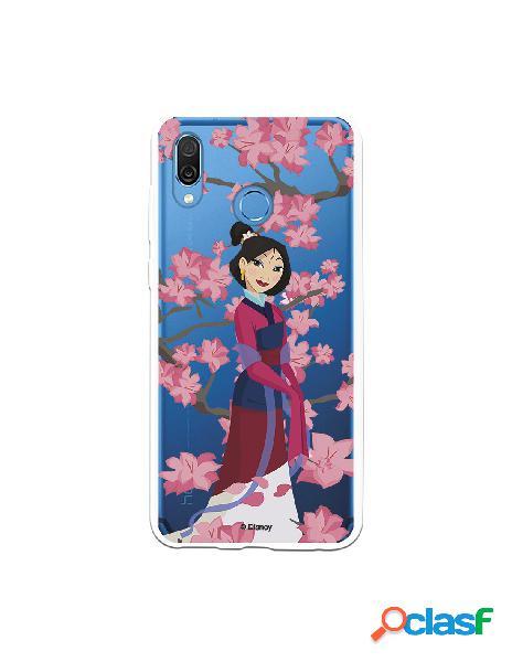 Funda para Huawei Honor Play Oficial de Disney Mulan Vestido