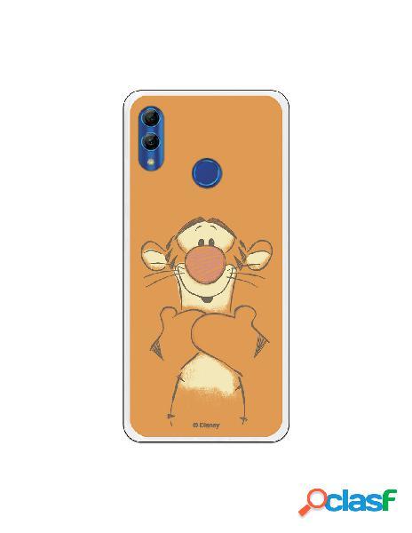 Funda para Huawei P Smart 2019 Oficial de Disney Tigger