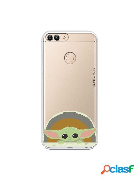 Funda para Huawei P Smart Oficial de Star Wars Baby Yoda
