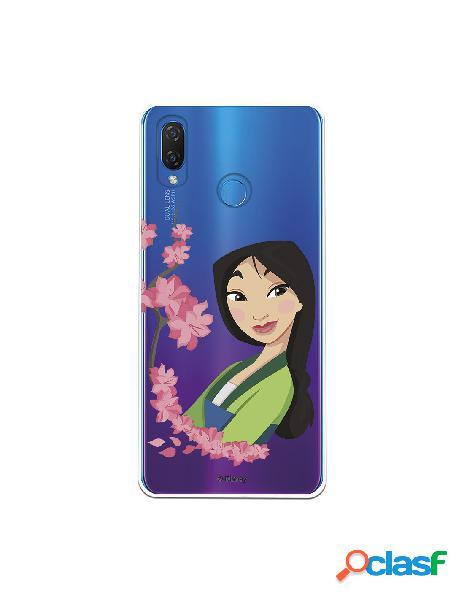 Funda para Huawei P Smart Plus Oficial de Disney Mulan