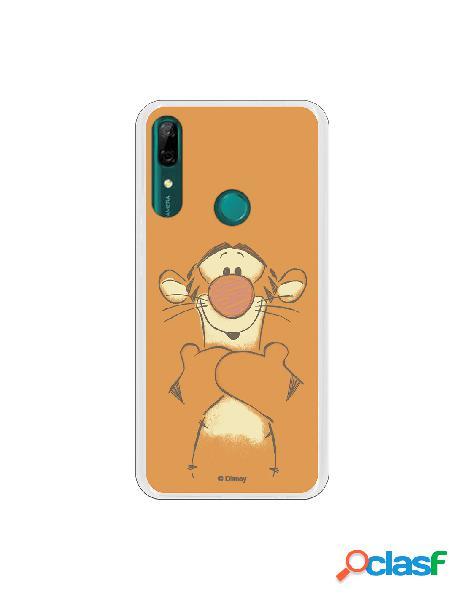 Funda para Huawei P Smart Z Oficial de Disney Tigger