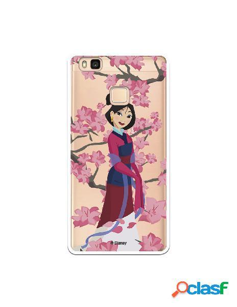 Funda para Huawei P9 Lite Oficial de Disney Mulan Vestido