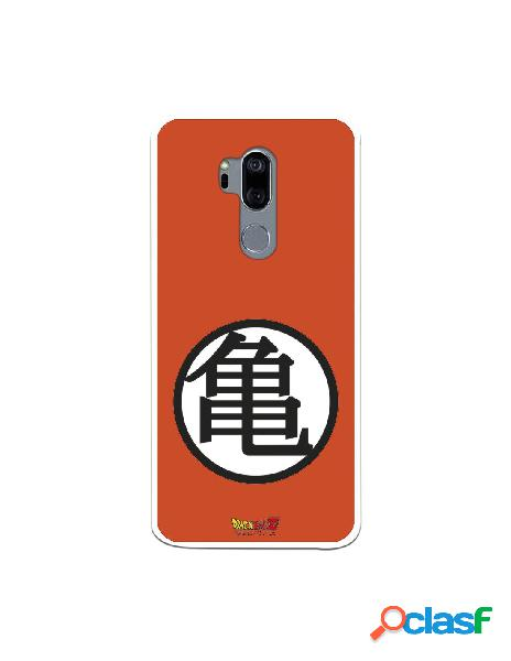 Funda para LG G7 Oficial de Dragon Ball Kame Símbolo -