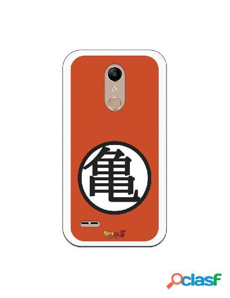 Funda para LG K11 Oficial de Dragon Ball Kame Símbolo -