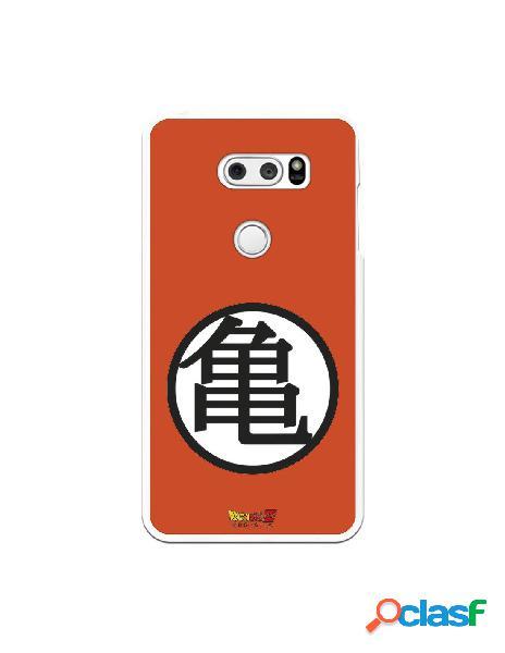 Funda para LG V30S ThinQ Oficial de Dragon Ball Kame