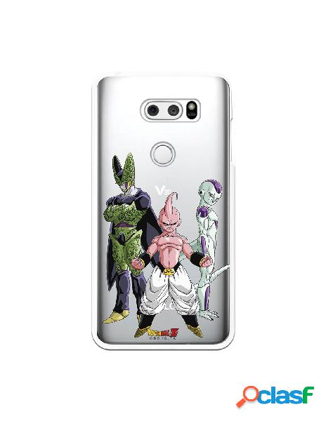Funda para LG V30S ThinQ Oficial de Dragon Ball Villanos