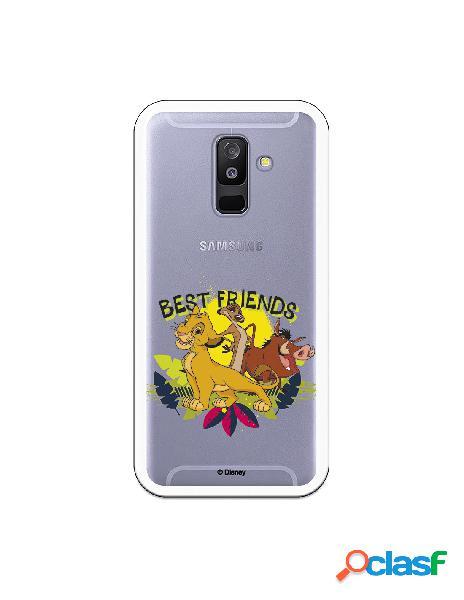 Funda para Samsung Galaxy A6 Plus 2018 Oficial de Disney