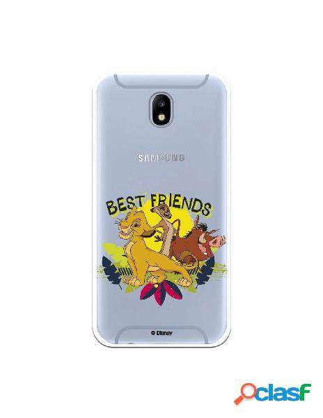 Funda para Samsung Galaxy J7 2017 Europeo Oficial de Disney