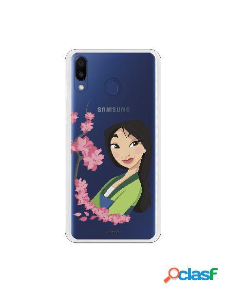 Funda para Samsung Galaxy M20 Oficial de Disney Mulan