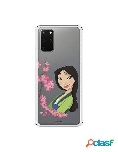 Funda para Samsung Galaxy S20 Plus Oficial de Disney Mulan