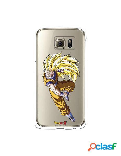 Funda para Samsung Galaxy S6 Oficial de Dragon Ball Goku