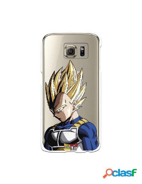Funda para Samsung Galaxy S6 Oficial de Dragon Ball Vegeta