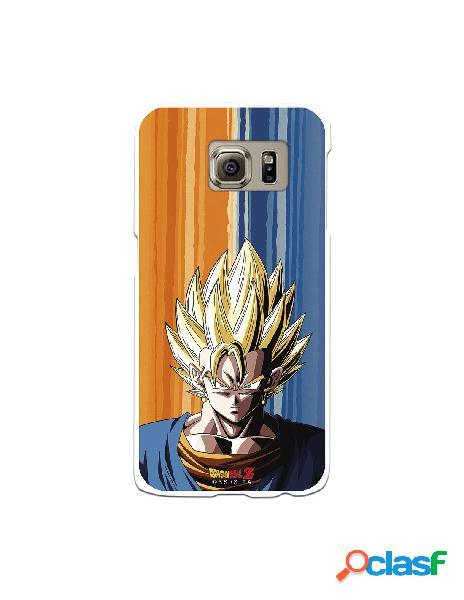 Funda para Samsung Galaxy S6 Oficial de Dragon Ball Vegeto