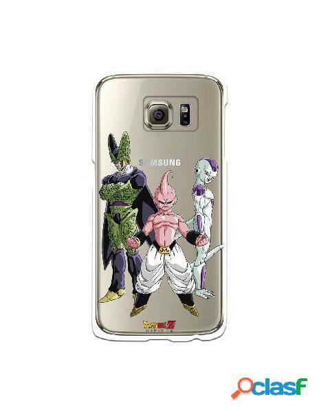 Funda para Samsung Galaxy S6 Oficial de Dragon Ball Villanos