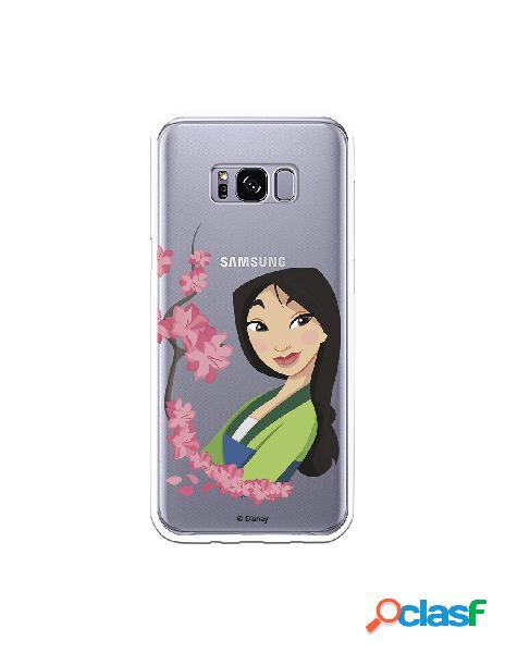 Funda para Samsung Galaxy S8 Plus Oficial de Disney Mulan